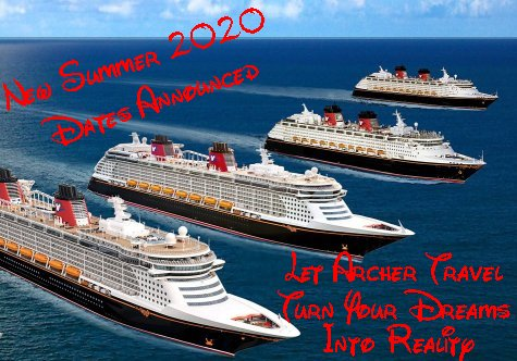 The Waiting Is Over – Summer 2020 Disney Cruise Dates Are Here!