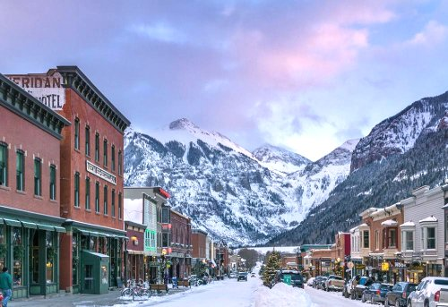 Telluride, CO – A Trip Back In Time With Modern Day Flair